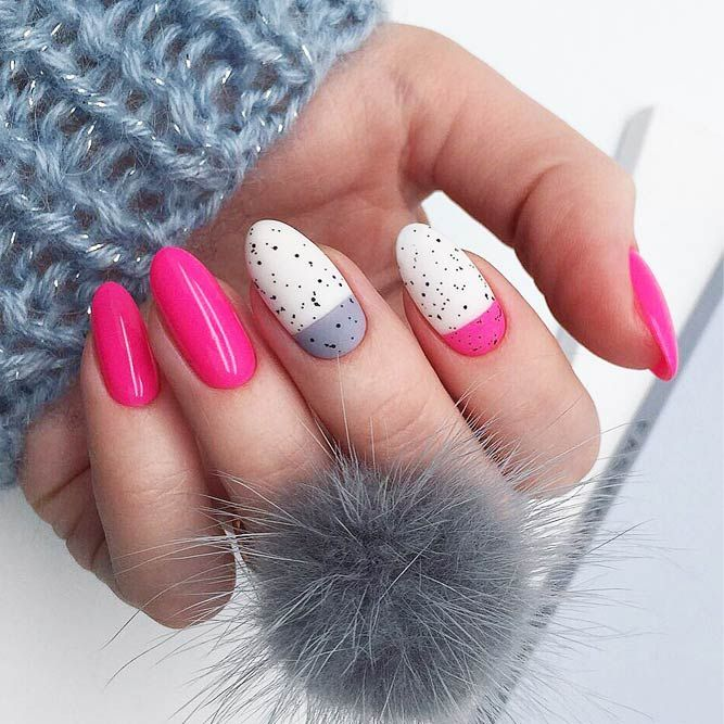 Nail Designs For Almond Nails That Are A Part Of The Fashion Scene - Nail Designs