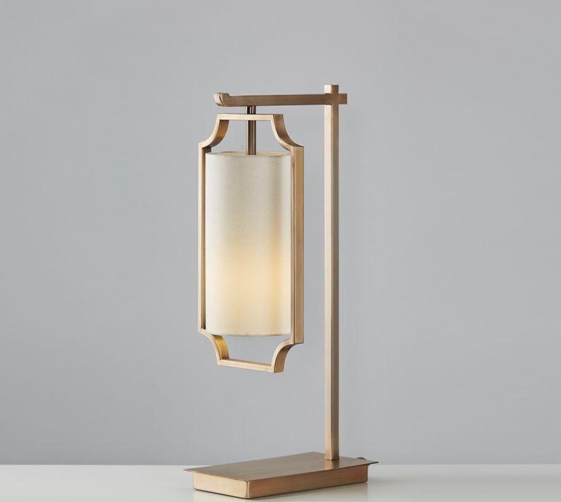 Zen Table Light Table Lamp Lighting Chinese Lamp Lamp