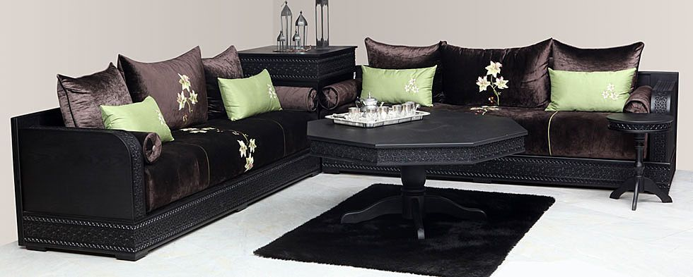 salon richbond salons marocains moroccan living room. Black Bedroom Furniture Sets. Home Design Ideas