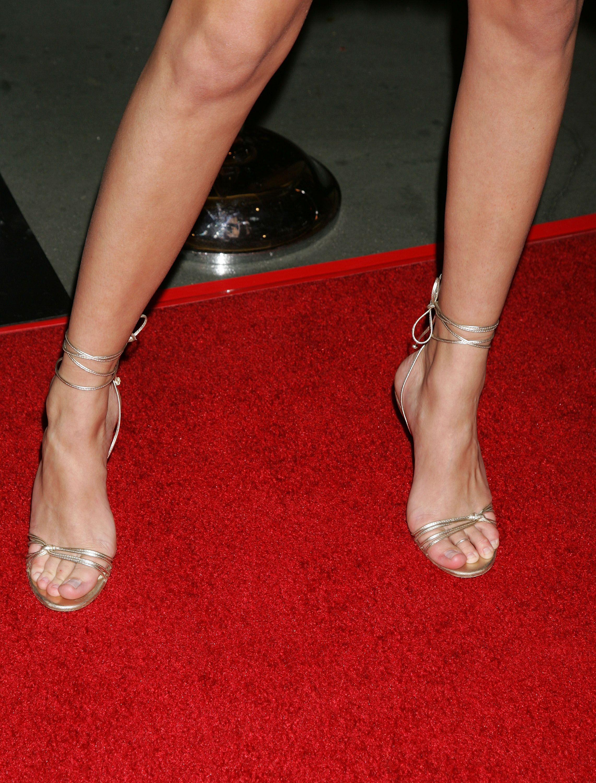 Галерея звезд пальцы ног