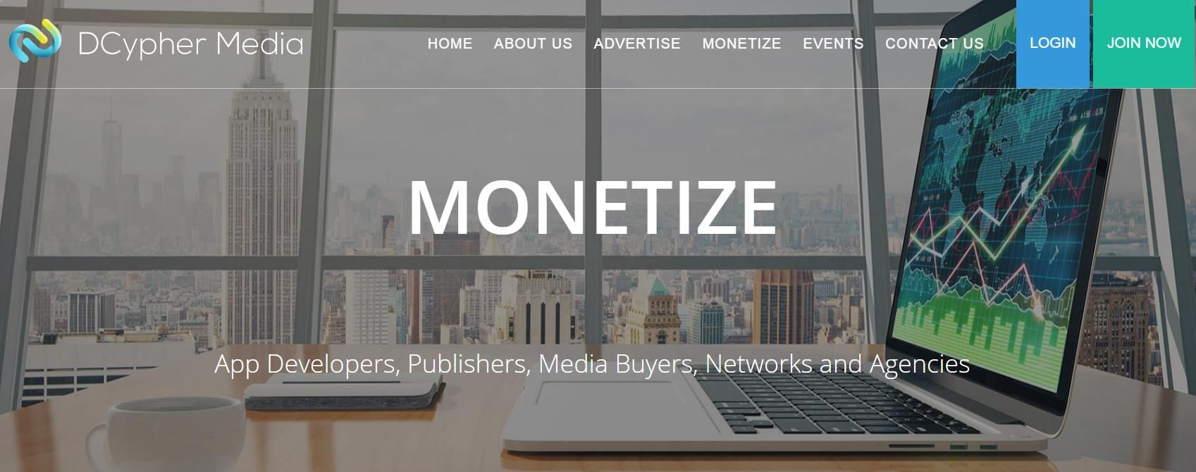 DCypher Media Review Mobile Advertising And CPA Network