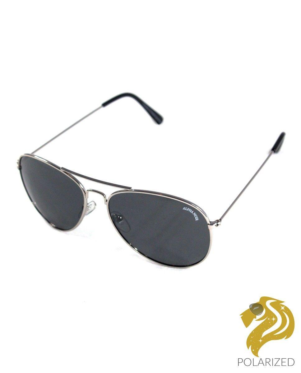 6b3798c51592a Gafas de Sol Polarizadas de Aviador Clásico