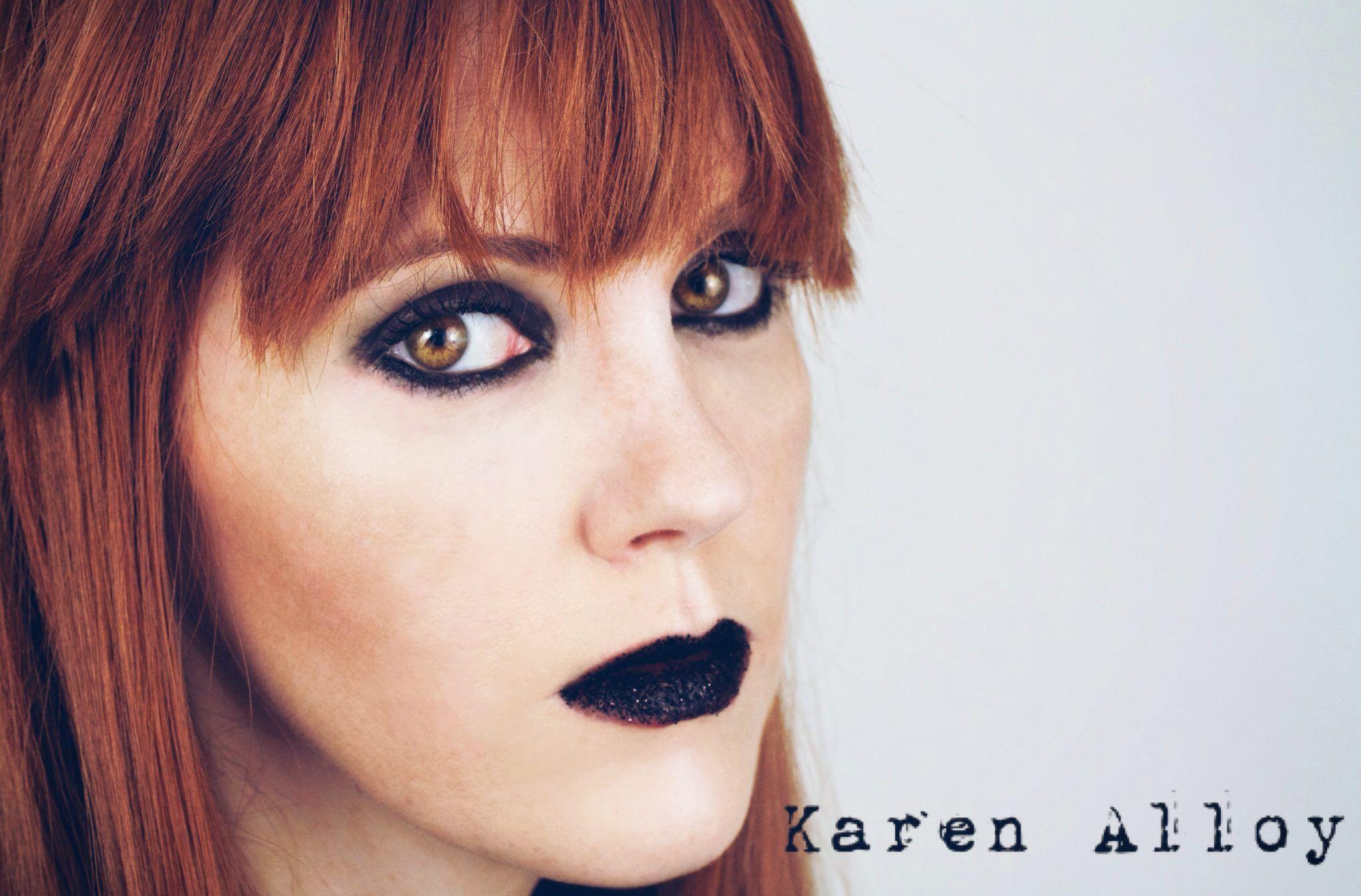 Celebrity Karen Alloy nude photos 2019