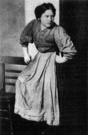 Nobody messing with Gertrude | Class dress, Victorian era