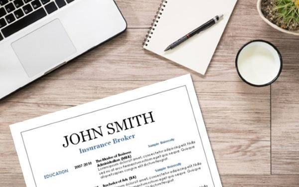 101 free printable resume templates that can be edited in Word - free resume templates to download and print