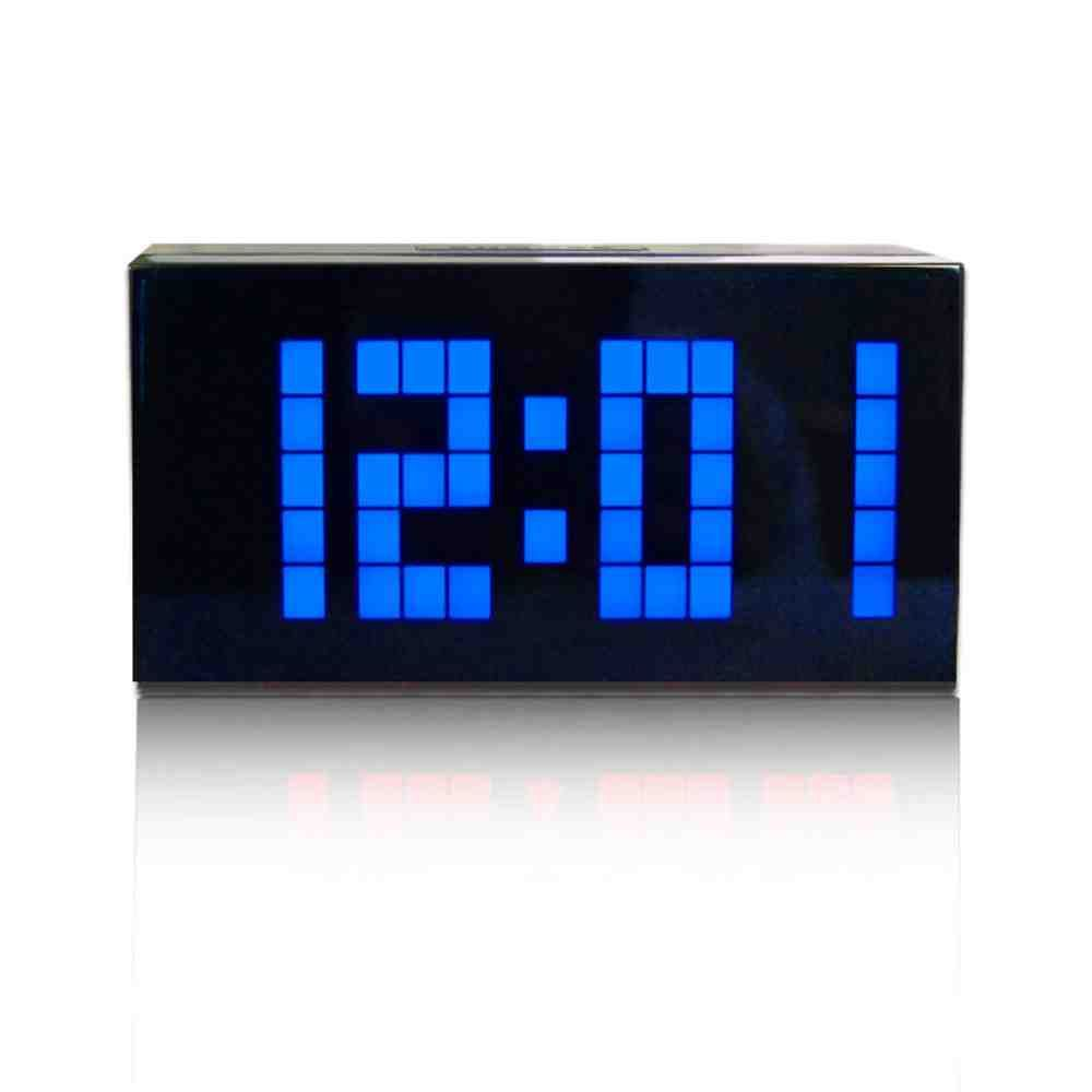 Large Number Digital Wall Clock Cool Digital Clocks Digital Wall Clock