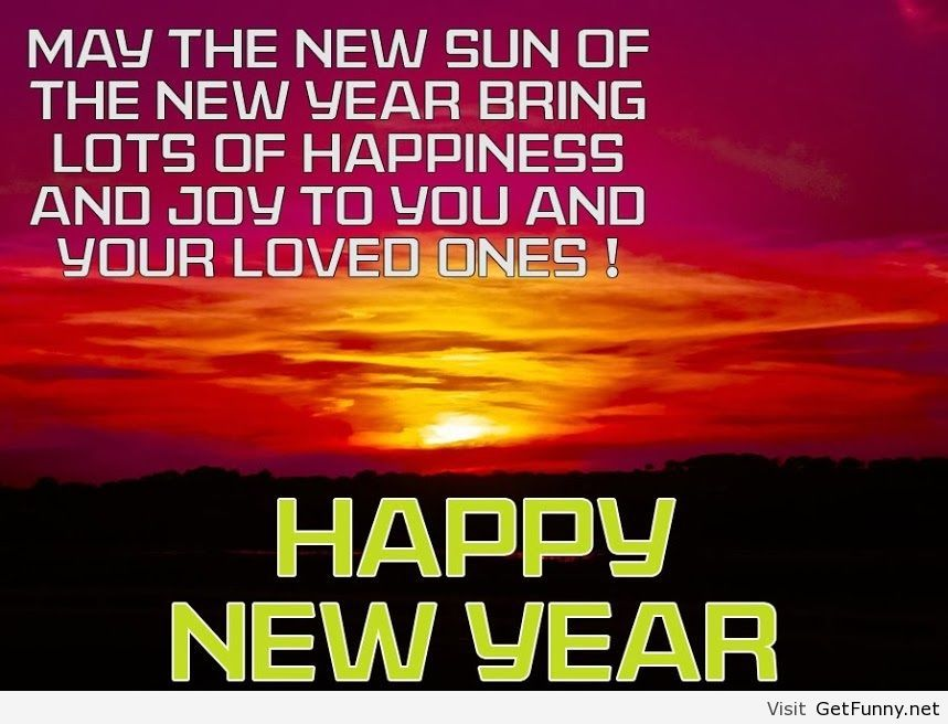 Happy New Year Happy new year sms, Quotes about new year