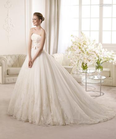 vestido de novia modelo argelia | wedding ideas | pinterest