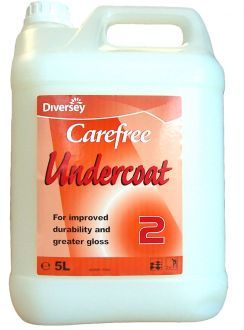 Carefree Undercoat X 5 Ltr Undercoat Commercial Cleaning How