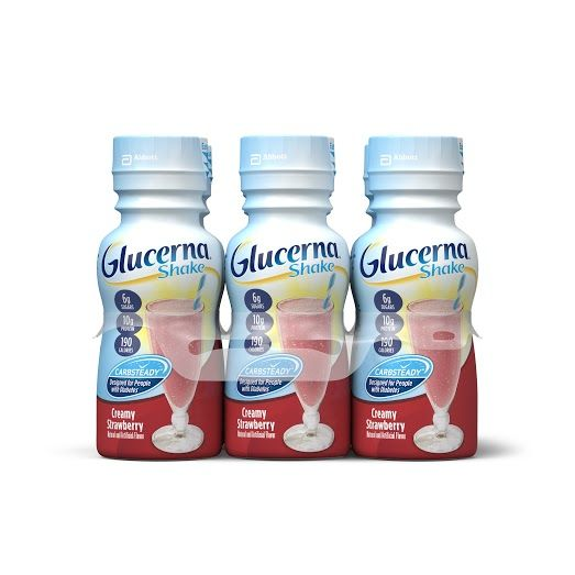 *NEW* Grab this coupon to save on Glucerna at @walmart!    See Details: http://lifesabargain.net/glucerna-coupon/   Glucerna is the #1 Doctor recommended brand of nutritional products formulated for people with diabetes. It contains CARBSTEADY®, a blend of slow-digestible carbohydrates clinically proven to help minimize blood sugar spikes. #GlucernaContigo ad