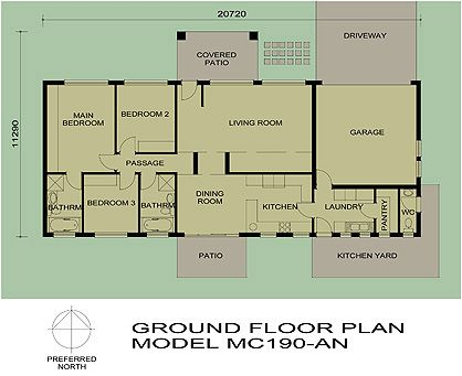 Welcome To Inhouseplans Com The Houseplan Superstore House Plans Ground Floor Plan Classic House