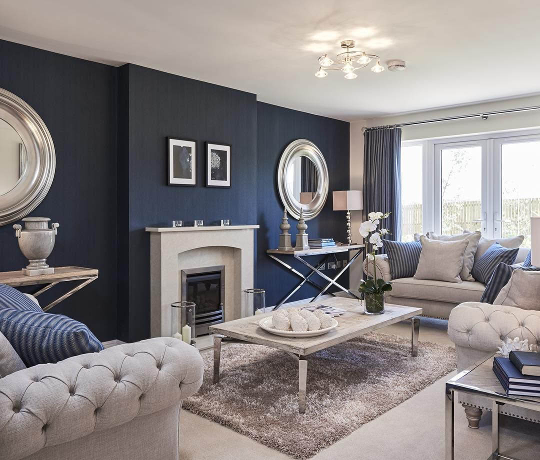 This Beautiful Lounge Is In Our Mayfair Show Home At Fallows Park  # Muebles Tipo Wimpy