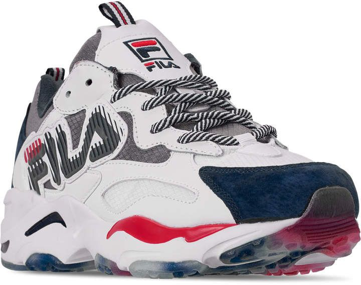 Fila Men's Ray Tracer Graphic Casual Shoes | Casual shoes