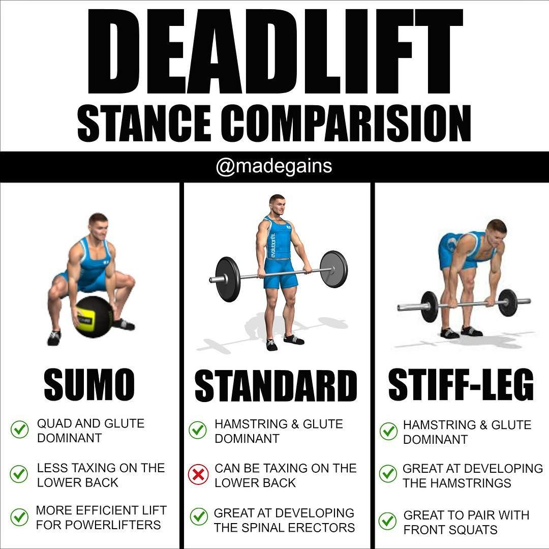 8 Deadlift Variations Benefits And How To Perform Each Gymguider Com Deadlift Variations Deadlift Bodybuilding Training