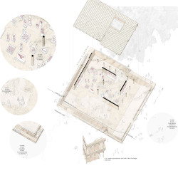 Bonell Doriga A F A S I A Architecture Drawing Roof Beam Warsaw
