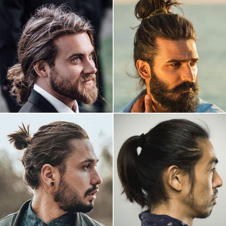 Cool Long Hairstyles For Men