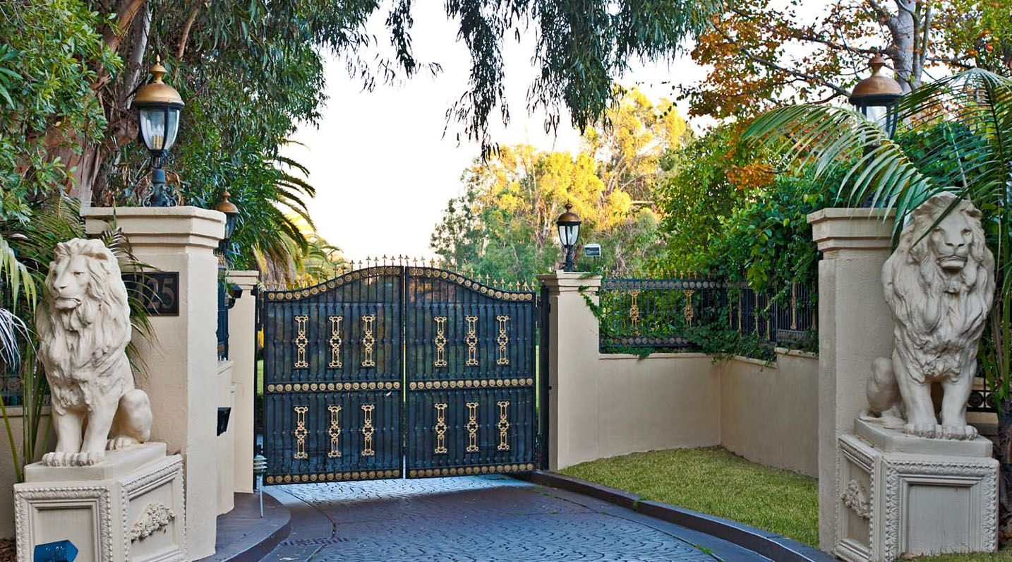 Luxury Home Entrance Bel Air Palace Chateau D 39or 3 Great Architectural