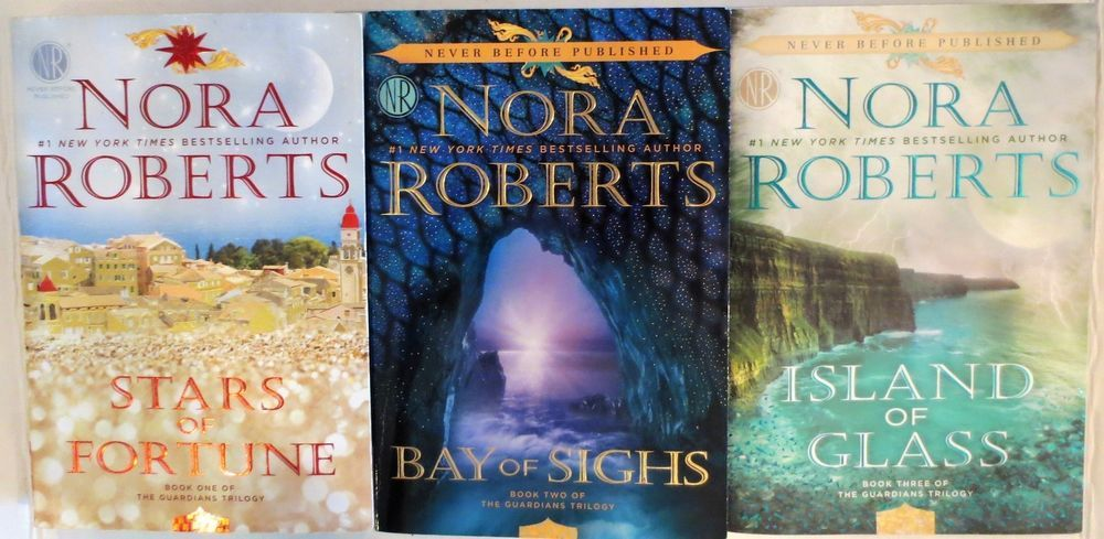 Nora Roberts THE GUARDIAN TRILOGY Stars of