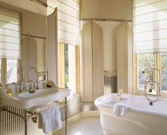 Conoce los baños más lujosos de tamaños pequeños Cocinas y Baños - baos lujosos