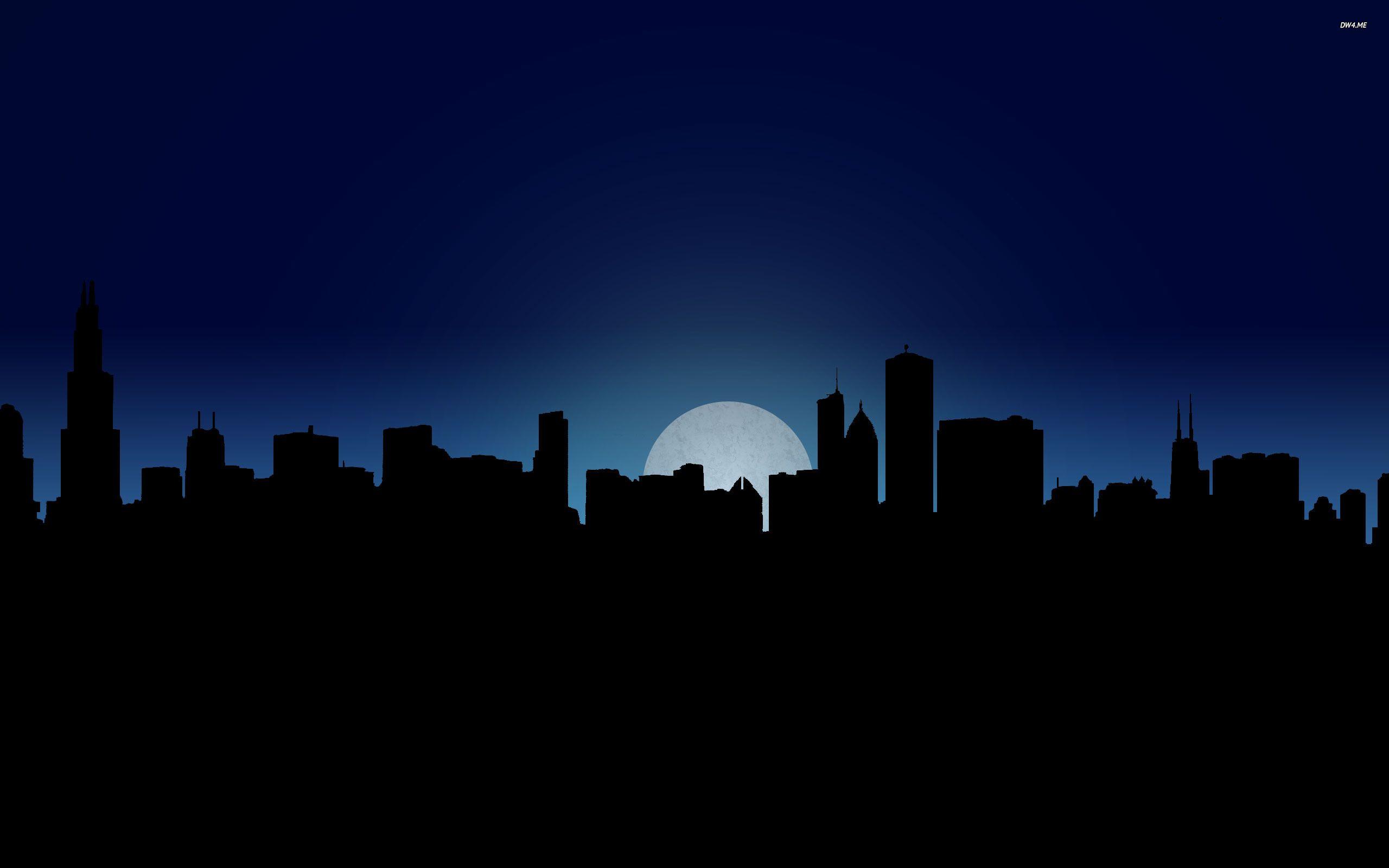 Seattle Skyline Night Photos Wallpapers Chicago Skyline
