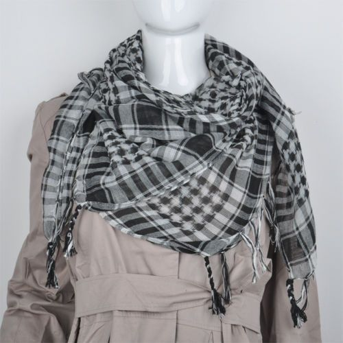 2b7099c37 Brand Name: Scarf Model Number: Women Arab Shemagh Keffiyeh Palestine Scarf  Shawl Material: Cotton,Polyester Gender: Women Style: Fashion Department  Name: ...