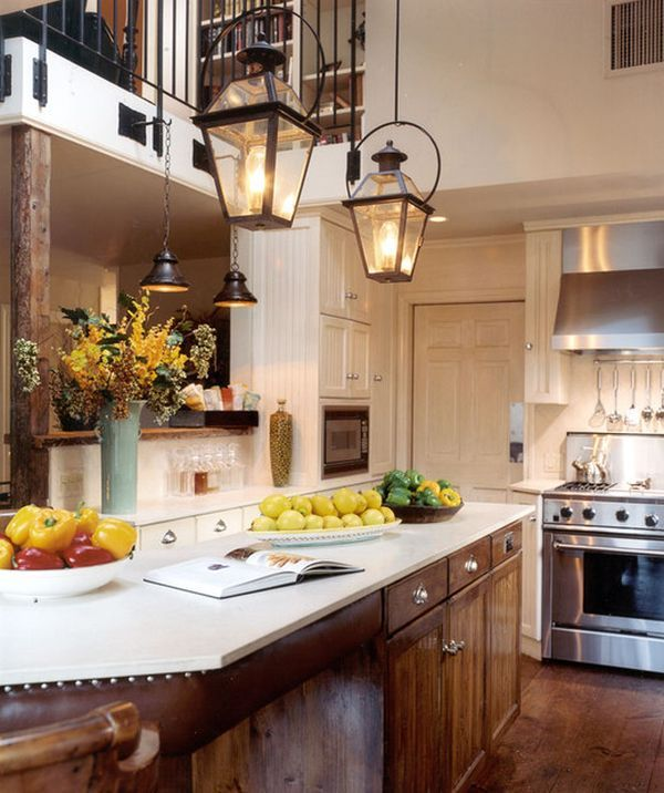 Kitchen Island Lighting Styles For All Types Of Decors  Kitchens Inspiration Kitchen Lanterns Design Ideas