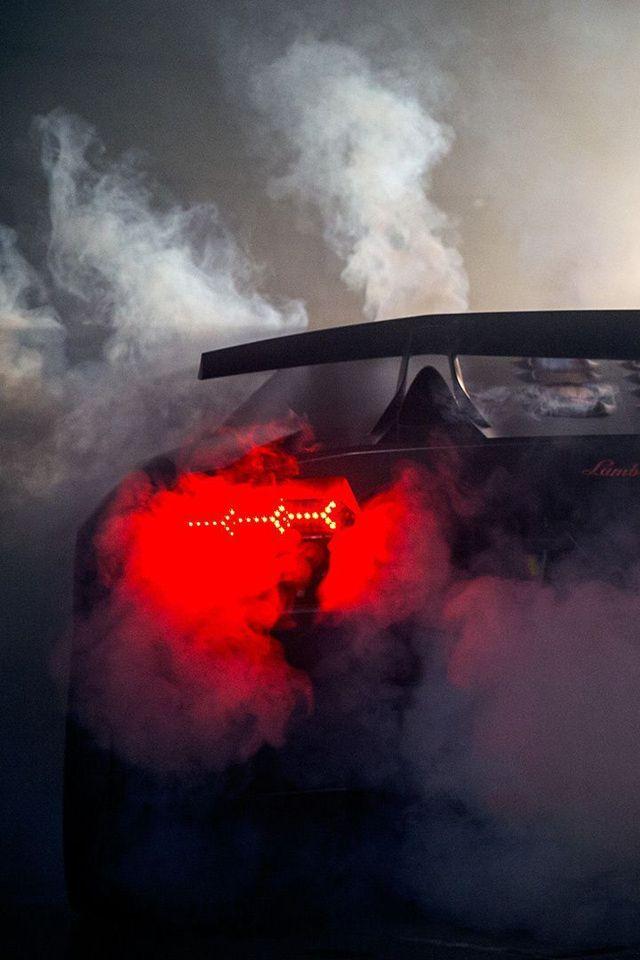 Lamborghini Burnout #lamborghinisestoelemento