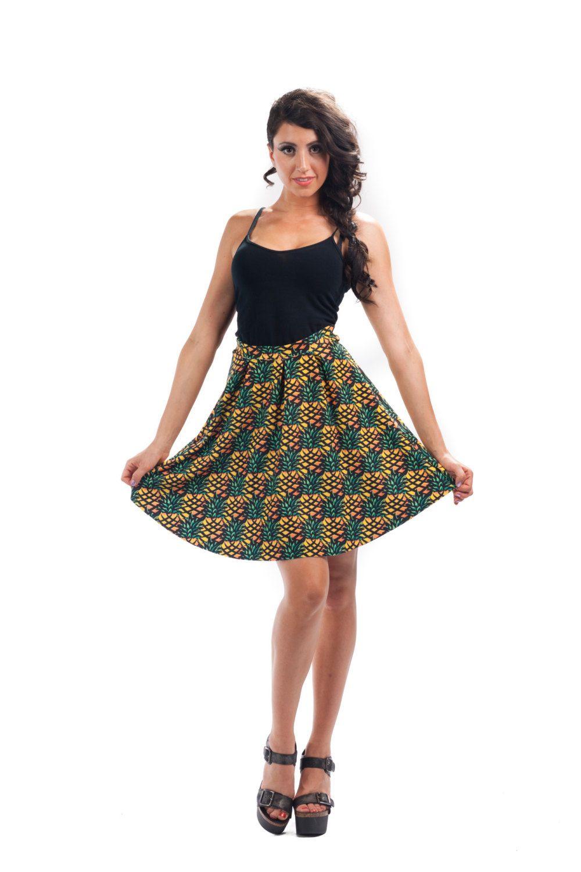 Crush Flirt Skirt by shophotdame on Etsy