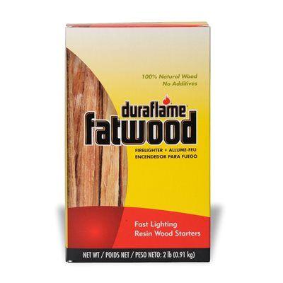 Duraflame 2-lb Fatwood Firestarter (12-Pack)