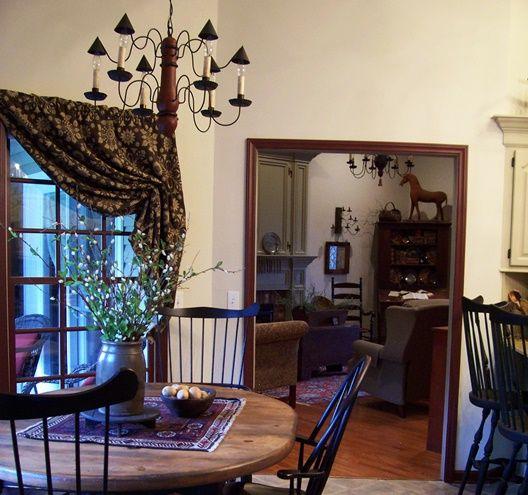 Primitive Dining Room Furniture: Spring Pictures 2015 Linda Babb Www.picturetrail.com
