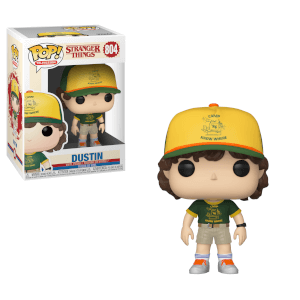 au camp des choses bizarres-Dustin FUNKO POP