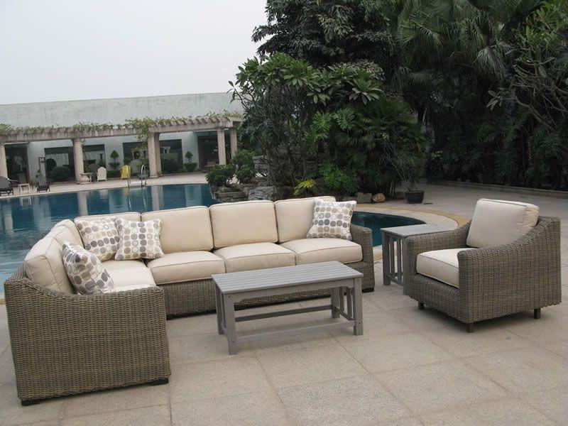 Riviera Patio Furniture Birchwood