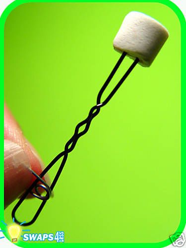 marshmallow fork girl scout or boy scout swaps craft