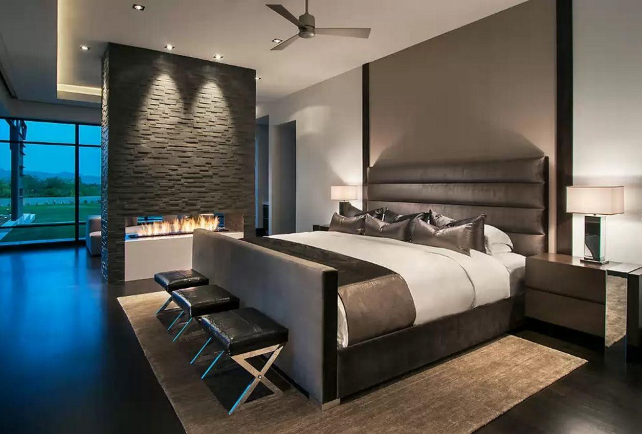 Modern Bedroom Design Trends 2016 Black And White