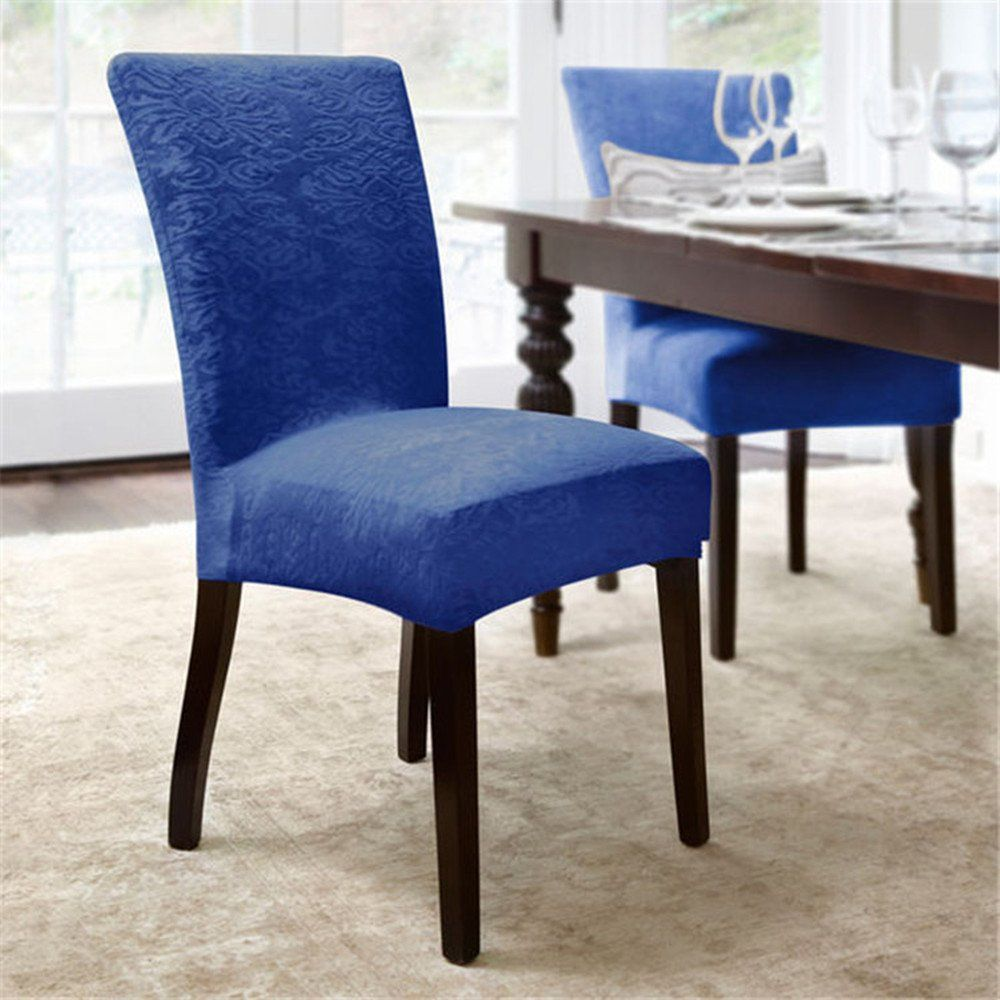 Stretch Shorty Dining Room Chair Slipcover