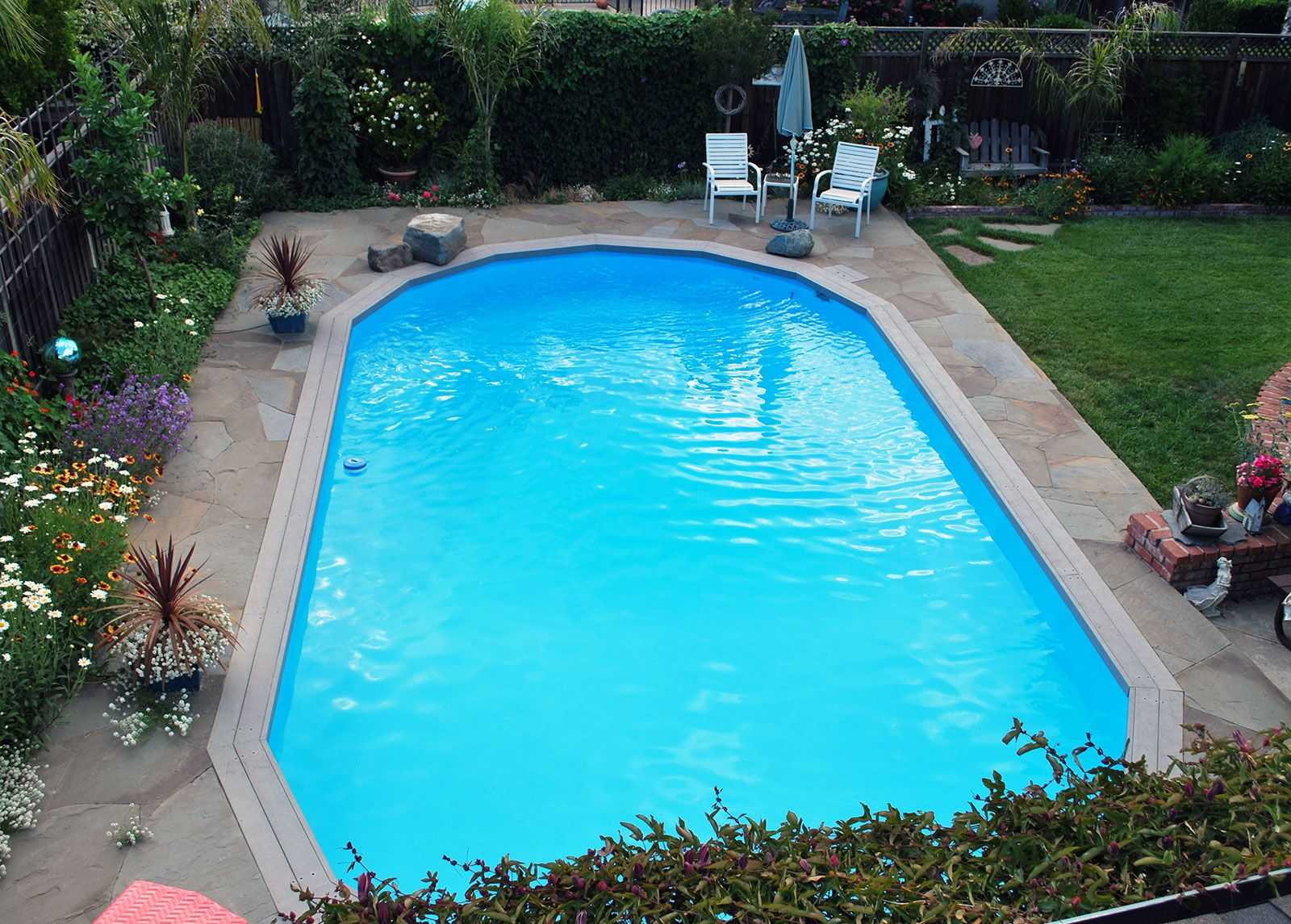 Photo Gallery in 2019 | Doughboy pool, Best above ground ...