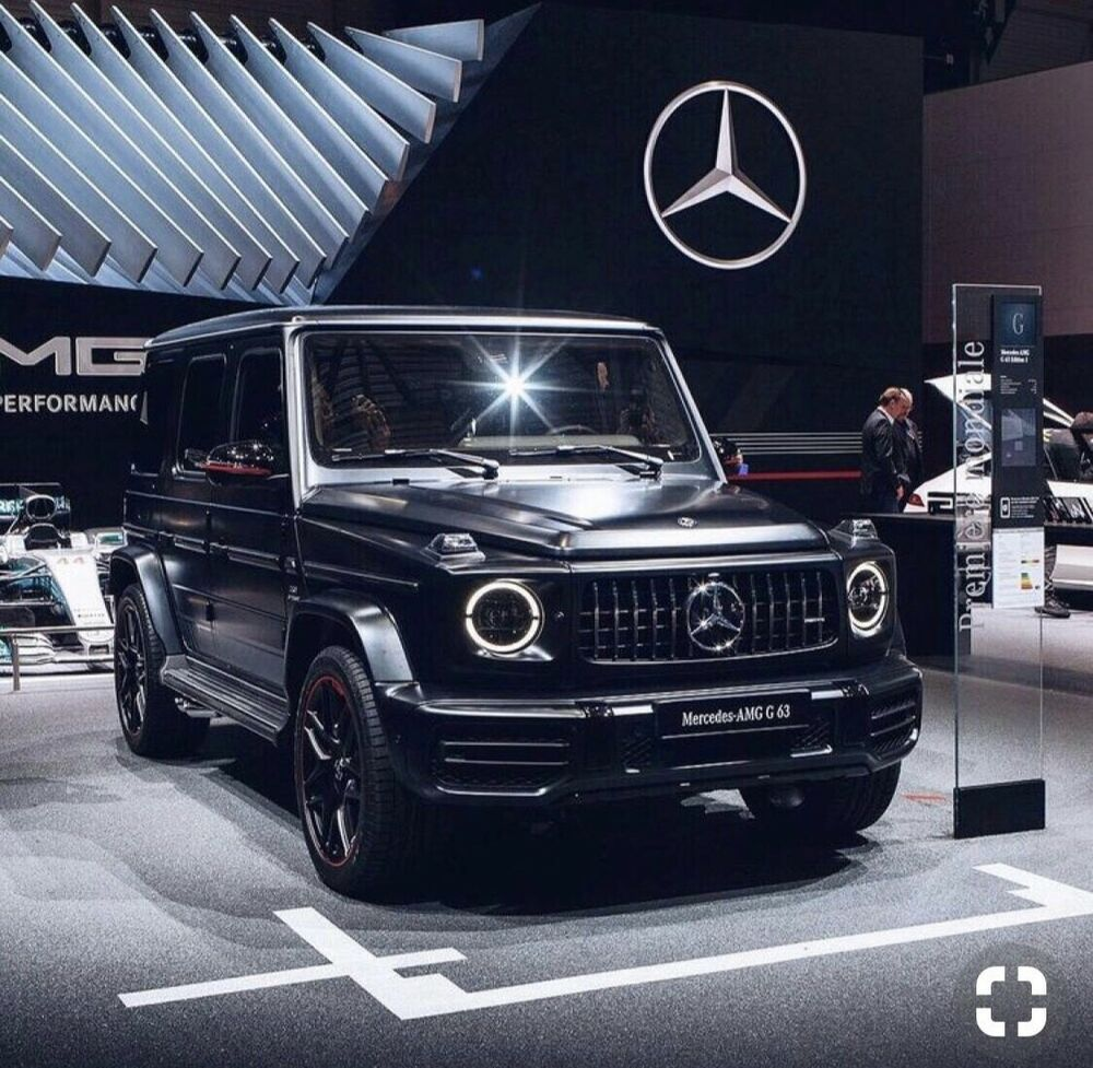 For Sale: 2019 Mercedes-Benz G-Class G63 Edition 1 2019