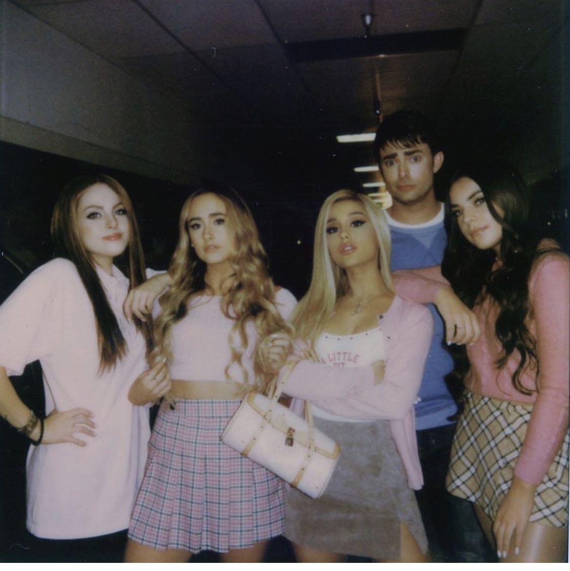 Teresamarie Ariana Grande Ariana