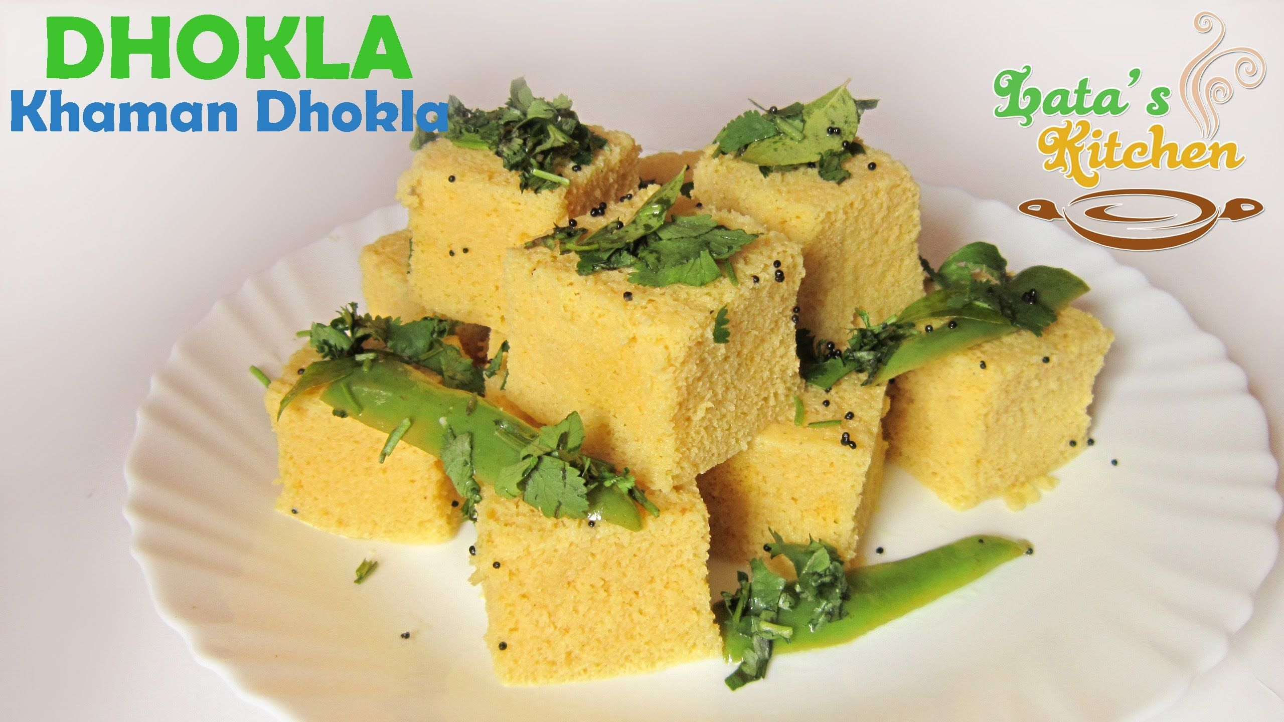 Dhokla instant khaman dhokla recipe video gujarati indian dhokla instant khaman dhokla recipe video gujarati indian vegetarian snack by lata jain forumfinder Gallery