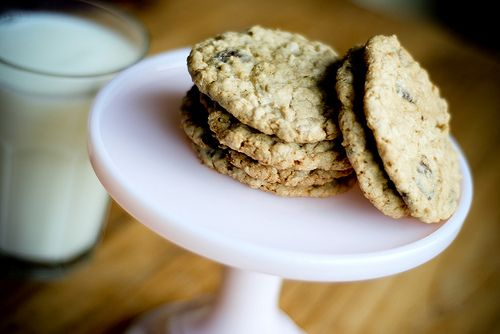 Best oatmeal cookies ever.