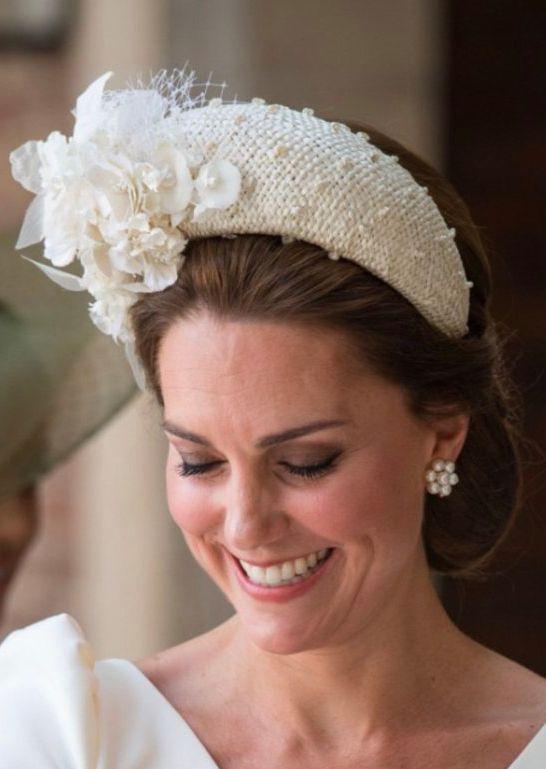 Jane Taylor Cassandra Headband Kate Middleton Hats