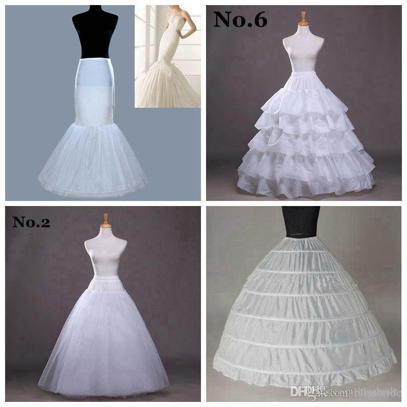 Mermaid Petticoat A Line Mermaid Wedding Petticoats 2015 7 Types Hoops Ball Gowns Underski Mermaid Trumpet Wedding Dresses Trumpet Wedding Dress Bridal Dresses