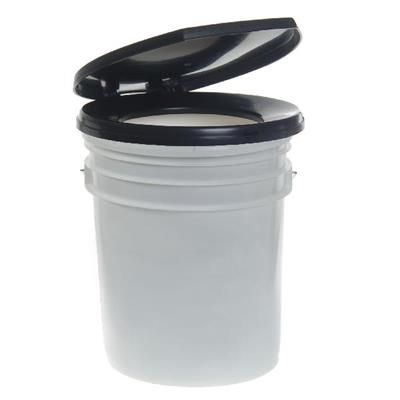 Bucket Style Toilet Camping Toilet Emergency Supplies