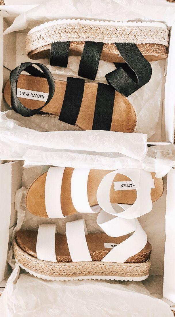 Steve Madden Women's Kimmie Wedge Sandal