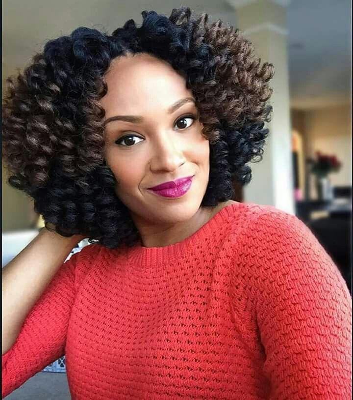 Croshay Hairstyles Crochet Braids  Hair Styles  Pinterest  Crochet Braid Hair Style