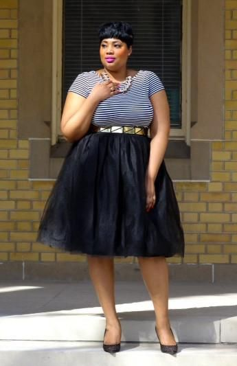 abc191ec759 Plus Size Clothing for Women - Society+ Premium Tutu - Black - Society+ - Society  Plus - Buy Online Now! - 1