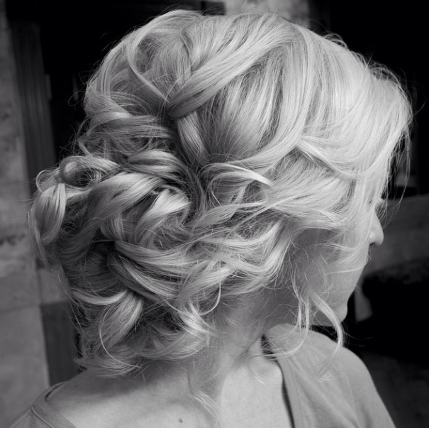 bridesmaid hair styles for hair 29 gorgeous wedding hairstyle ideas bridal hair 7058