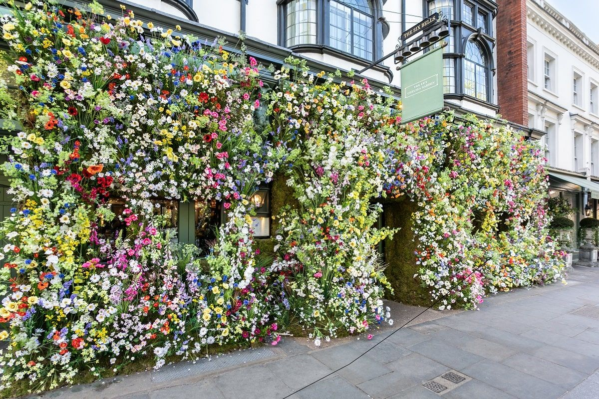 Chelsea in Bloom 2019 London's Best Floral Displays