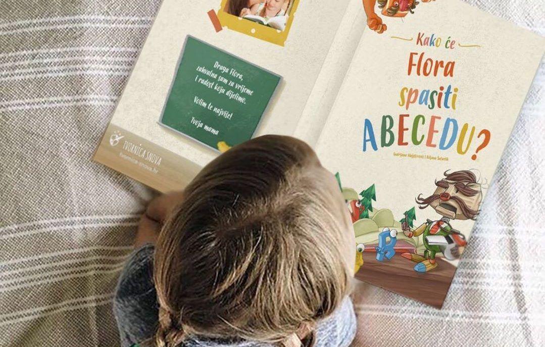 U Tvornici Snova Mozete Osmisliti Personalizirane Knjige S Kojima Svako Dijete Moze Biti Glavni Junak Svoje Bajke Super1 Books Book Cover Cover