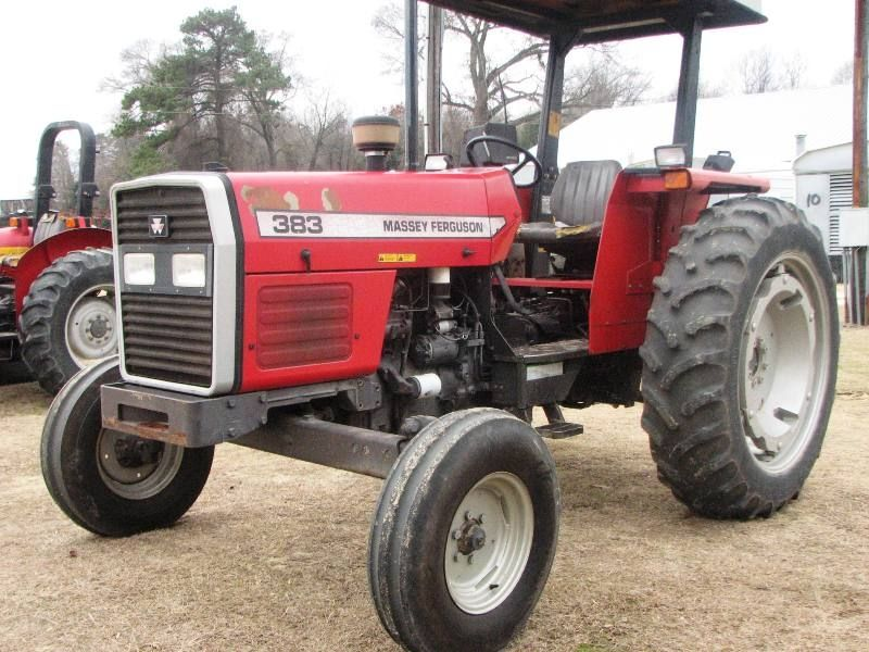 Massey Ferguson 383 Google Search Tractors Made In Great